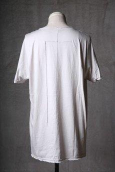 画像8: Wir Lineal / リネアル / WL-1106-311 / Inorganic structure dolman sleeve C/L T-Shirts (8)