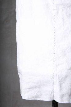 画像11: Wir Lineal / リネアル / WL-1102-311 / Inorganic structure dolman sleeve L/R T-shirts (11)