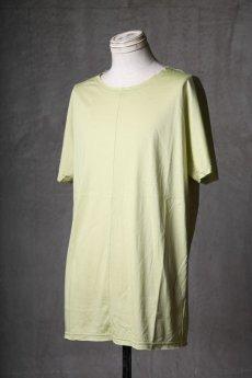 画像2: Wir Lineal / リネアル / WL-1106-311 / Inorganic structure dolman sleeve C/L T-Shirts (2)