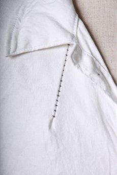 画像16: Wir Lineal / リネアル / WL-1101-311 / Inorganic structure dolman sleeve L/R Long sleeve Shirts (16)
