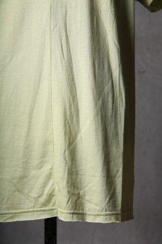 画像12: Wir Lineal / リネアル / WL-1106-311 / Inorganic structure dolman sleeve C/L T-Shirts (12)