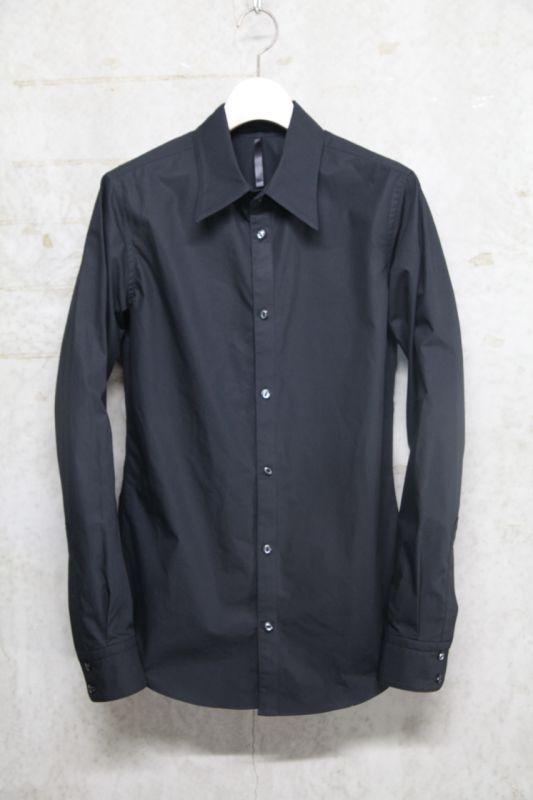 画像1: Black Bird Tailor / BST-R1 / FLIGHTLESS / タイトフィットドレスシャツ (1)