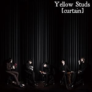 画像1: 「 curtain 」 / Yellow Studs (1)