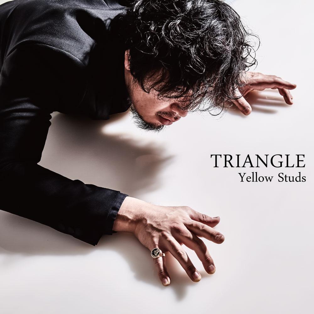 画像1: 「 TRIANGLE 」 / Yellow Studs (1)
