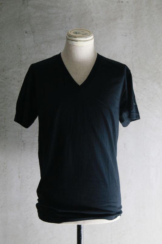 画像1: OLD GT / WR-7305 / OLD MIND STER / Fine Jersey Light V-Neck W.R.L T-Shirts (1)