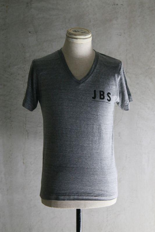 画像1: OLD GT / WR-7303 / OLD MIND FAMILY / Tri-Brend Light V-Neck JBS T-Shirts (1)