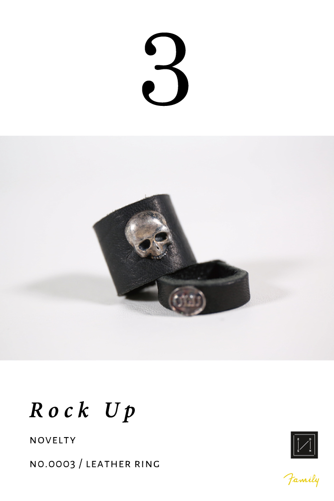 画像1: Rock up Novelty / No.0003 (1)