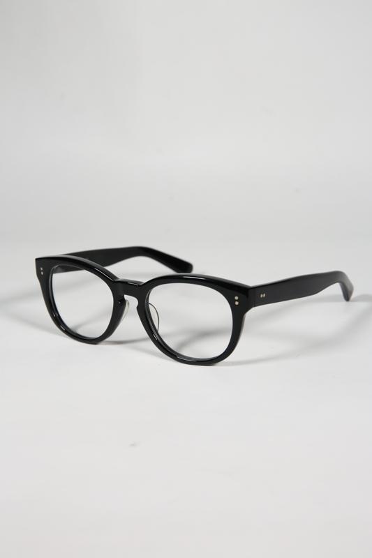 """画像1: Thee OLD CIRCUS '' 1973 '' / GT-TOC-002 / """" Waits """" / Round frame acetate glasses (1)"""