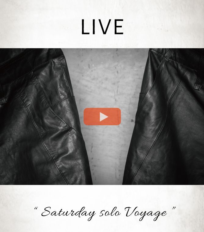 """画像1: 諸事情によりイタウ無しの土曜日1人ライブ! / 2020.09.05 / """" Thee LIVE """" (1)"""