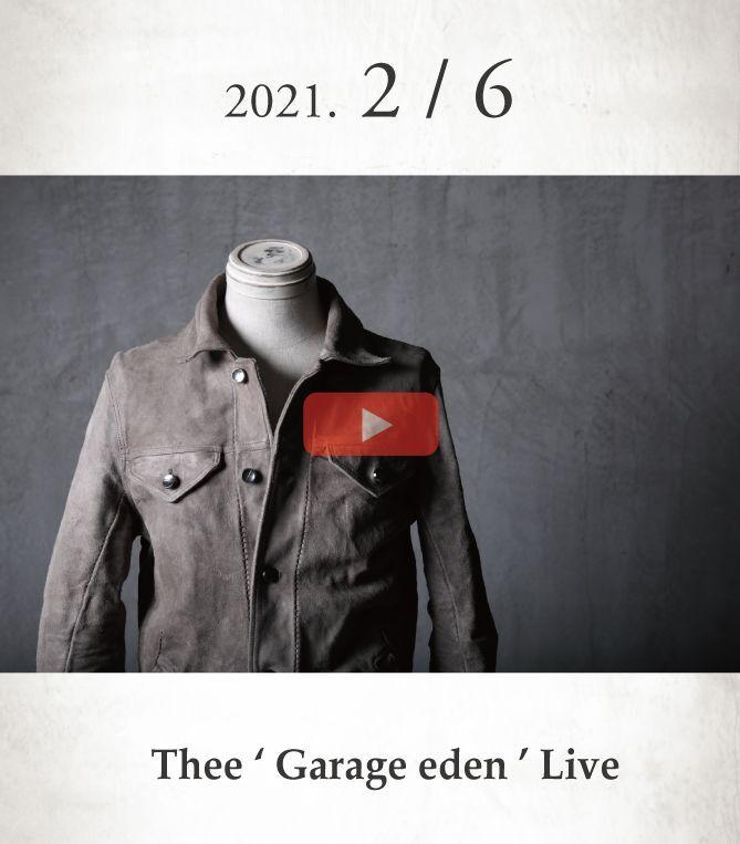 画像1: 「『 E 』体積?スライムの気持ちで / もしかしたら 新作紹介!/ そして急遽緊急重大発表あり!で見逃し厳禁!」 Thee LIVE _ 2021.2/6 _ Open at 20:00 (1)