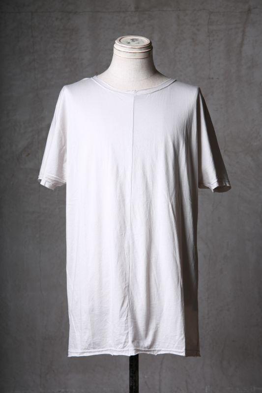 画像1: Wir Lineal / リネアル / WL-1106-311 / Inorganic structure dolman sleeve C/L T-Shirts (1)
